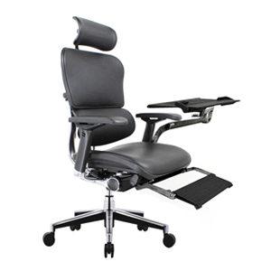 เก้าอี้เพื่อสุขภาพ รุ่น Ergo2 Top Plus Leather