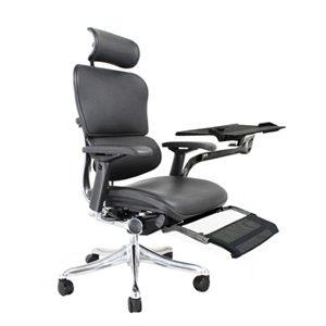 เก้าอี้เพื่อสุขภาพ รุ่น Ergo3 Top Plus Leather