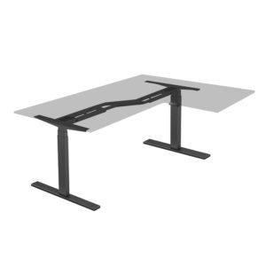 ขาโต๊ะยืน-นั่งทํางาน Sit-Stand Smart Desk รุ่น ET3-L