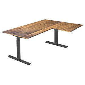 โต๊ะยืน-นั่งทํางาน รุ่น ET3-L