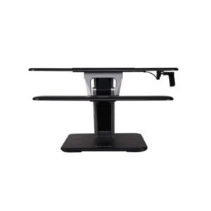 โต๊ะวางโน๊ตบุ๊คปรับสูง-ต่ำ รุ่น MT103M-PT Sit-Stand Workstation