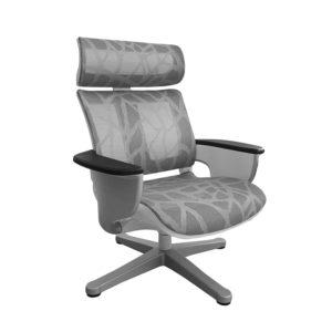 เก้าอี้ผู้บริหาร รุ่น NV-H (All Mesh)