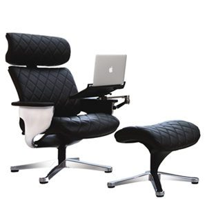 เก้าอี้ผู้บริหาร รุ่น NV-Leather Top plus