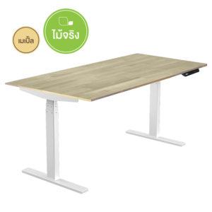 โต๊ะยืน-นั่งทํางาน Sit-Stand Smart Desk รุ่น ET3