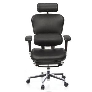 เก้าอี้เพื่อสุขภาพ รุ่น Ergo2-Plus Leather