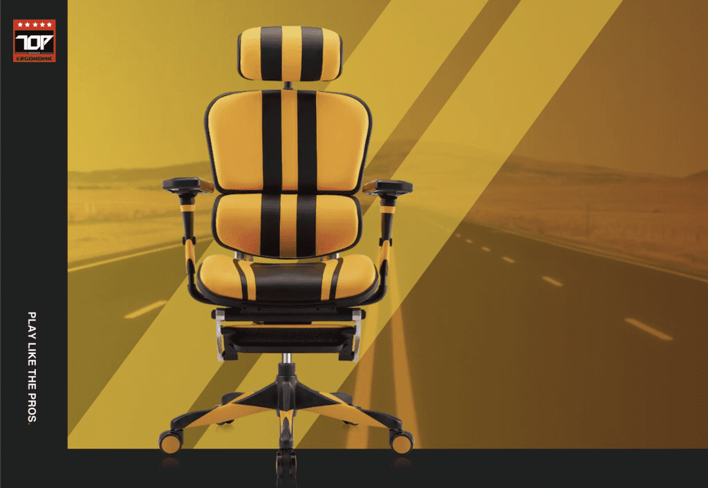 ergogame chair